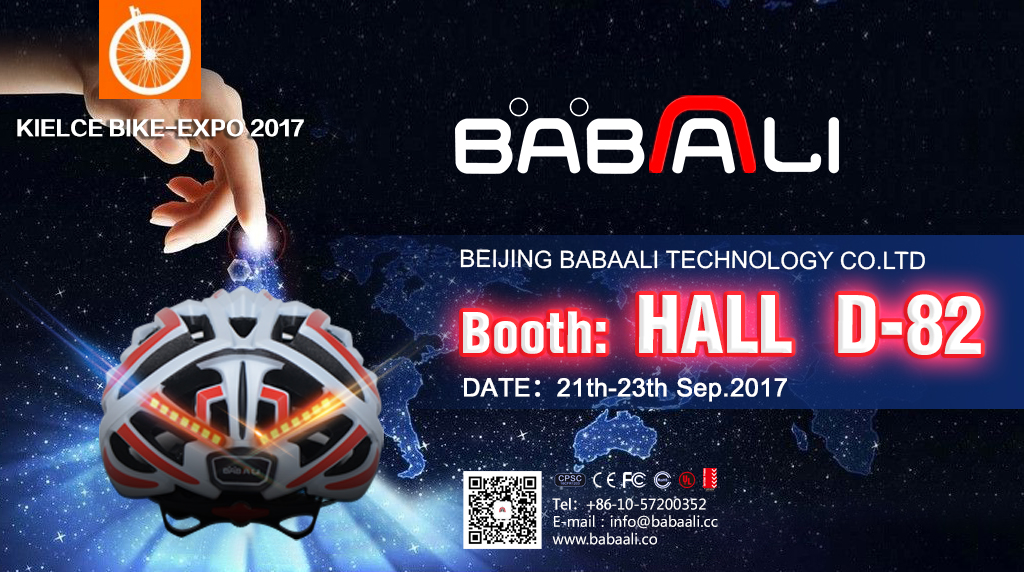 Bike EXPO 2017-BABAALI